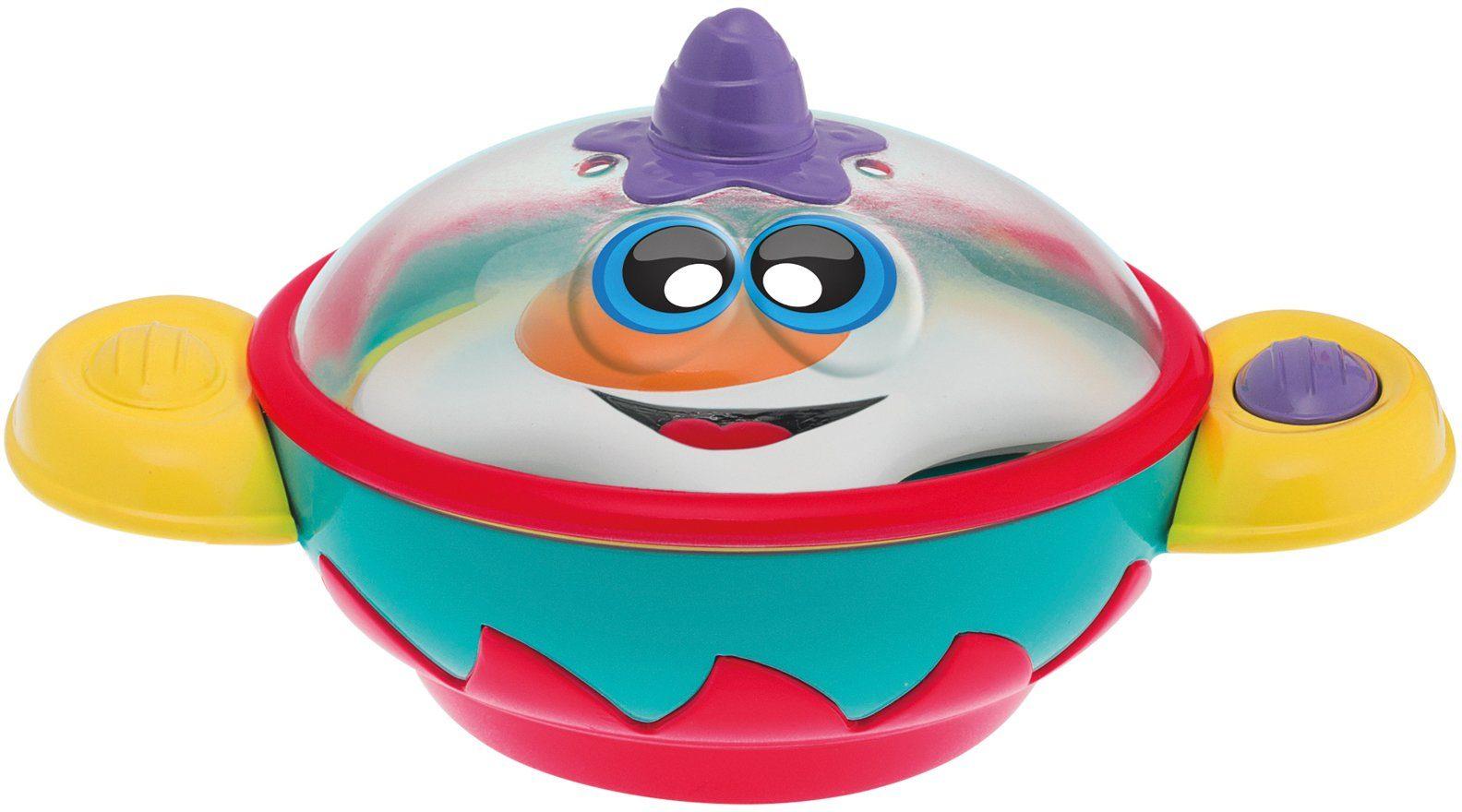 Chicco® Elektronisches Spielzeug mit Licht und Soundfunktion, »Baby Senses Hanne die Pfanne«