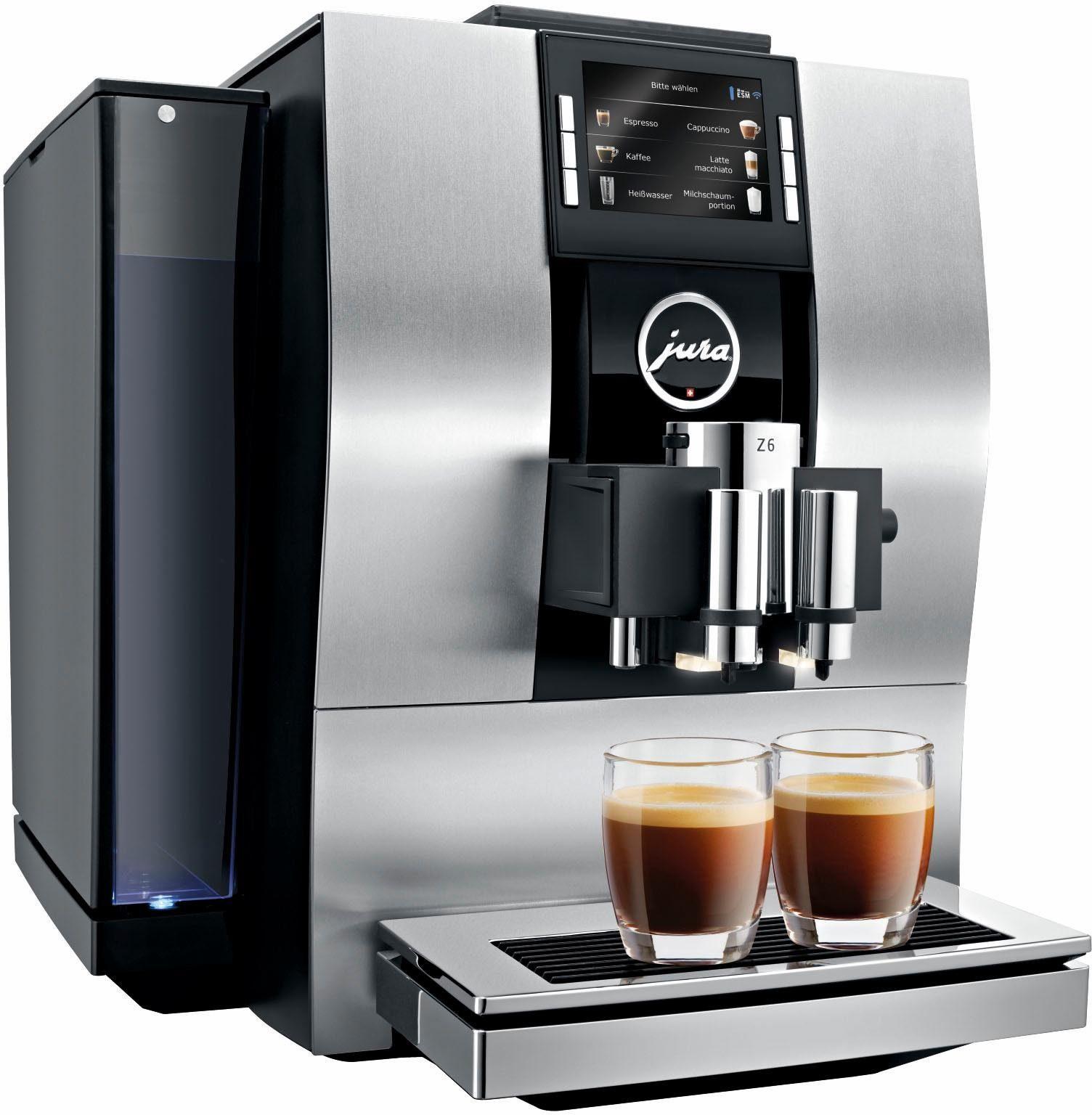 Jura Espresso-/Kaffee-Vollautomat Z6