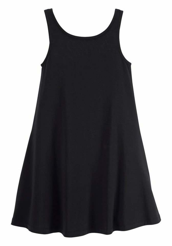 Arizona Jerseykleid in schwarz