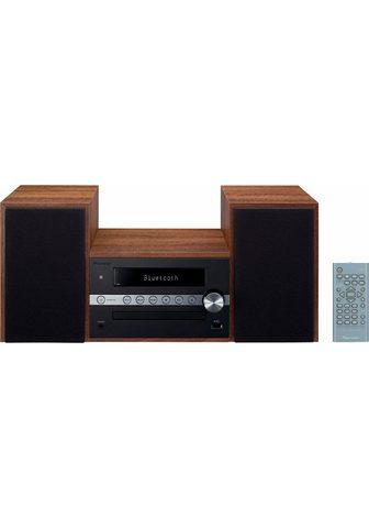 PIONEER »X-CM56« garso sistema (FM-Tuner su RD...