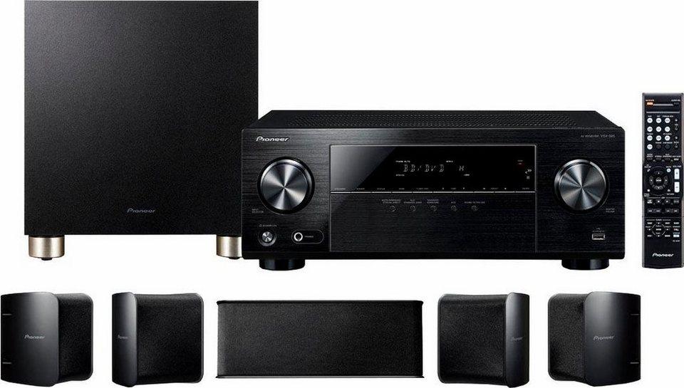 Pioneer HTP-074 5.1 Heimkinosystem (Hi-Res, Bluetooth) online kaufen ...
