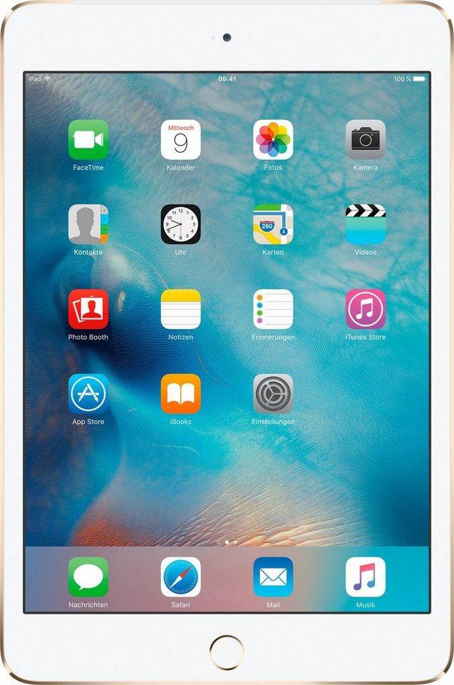 """Apple iPad mini 4 WiFi 7,9"""" 32 GB in gold"""