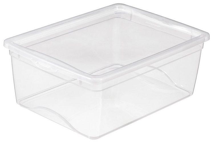 Sunware Aufbewahrungsbox »18 Liter«, 2er Set