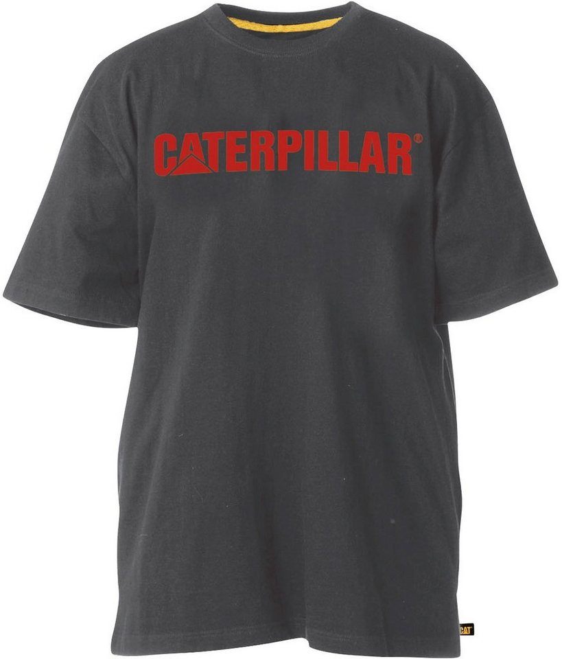 T-Shirt »TRADE« in grau