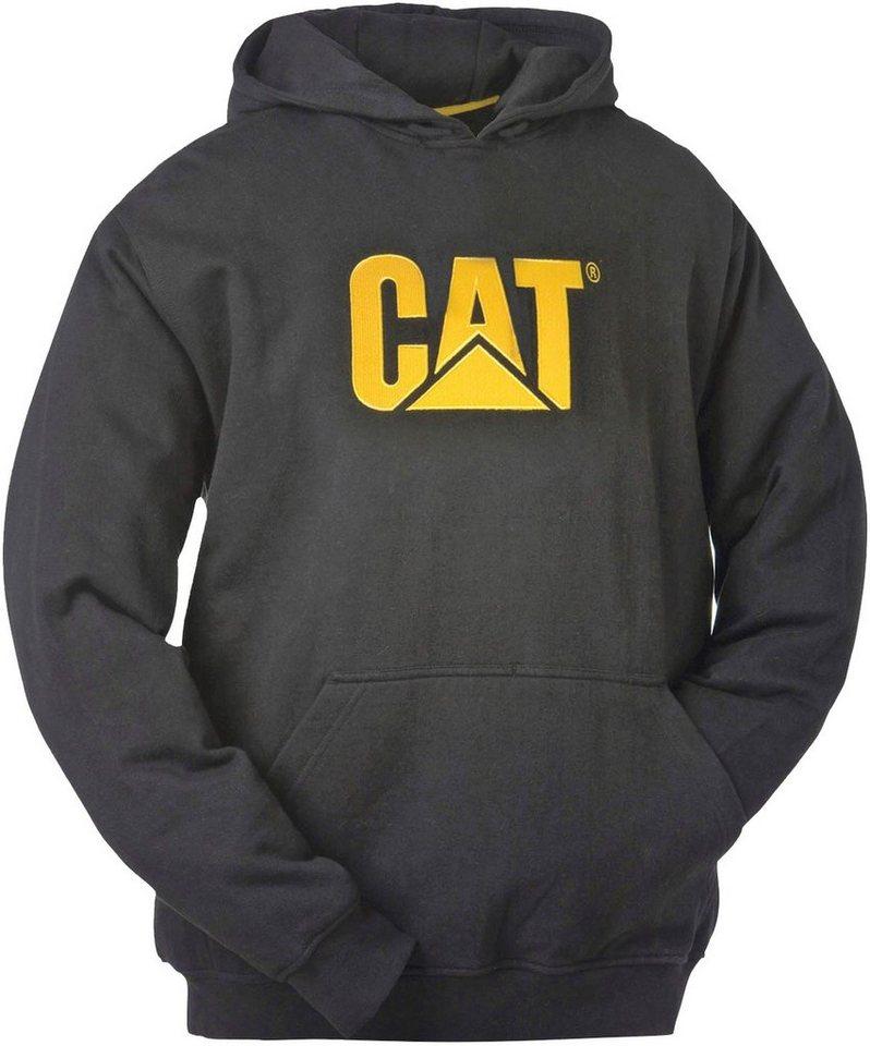 Caterpillar Sweatshirt in schwarz