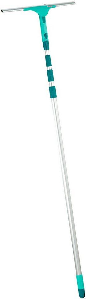 Fensterabzieher »Powerslide 40 cm« mit Teleskopstiel in silberfarben