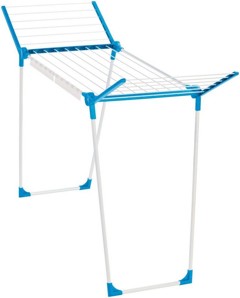 Wäschetrockner »Pegasus 150 Slim« in Farbe Sky Blue in weiß