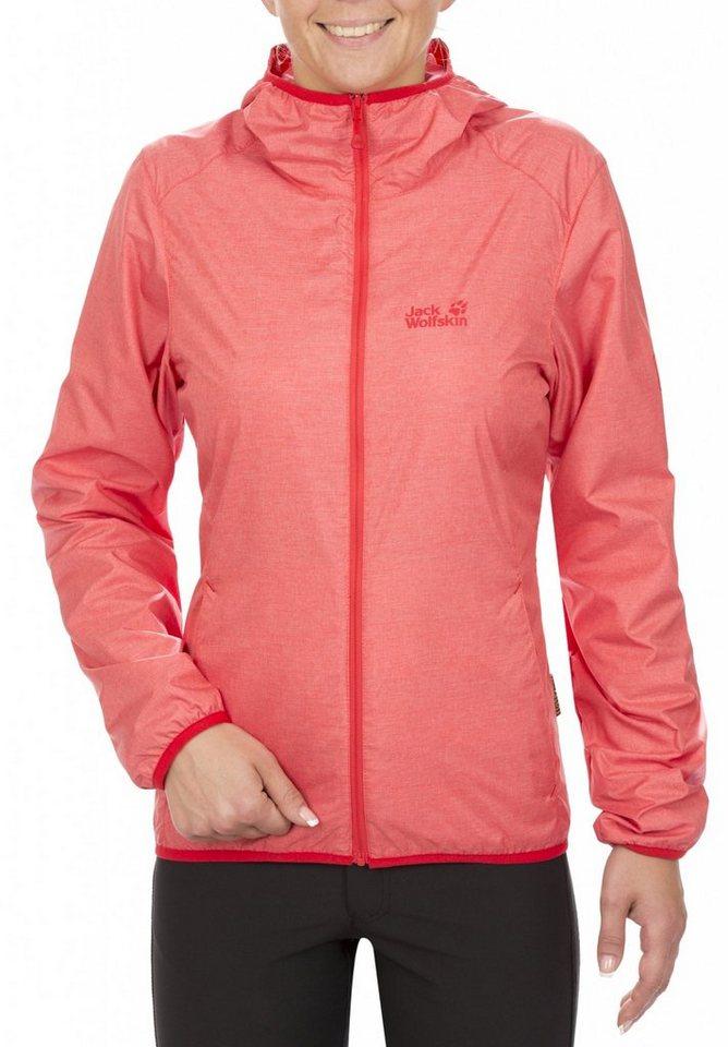 Jack Wolfskin Outdoorjacke »Soliton Jacket Women« in pink