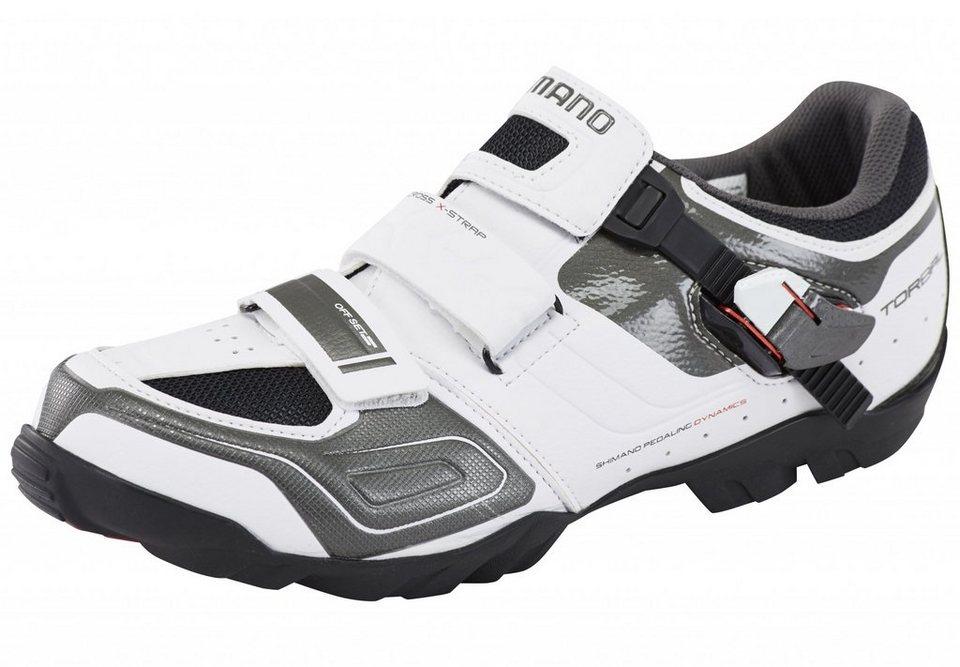 Shimano Fahrradschuhe »SH-M089W Schuhe breit Unisex« in weiß