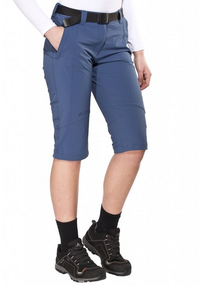 Maier Sports Hose »Kluane Capri Damen« in petrol