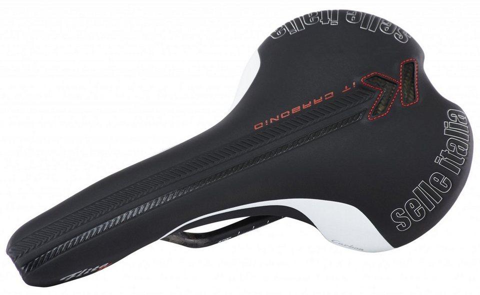 Selle Italia Fahrradsattel »Flite Kit Carbonio Sattel«