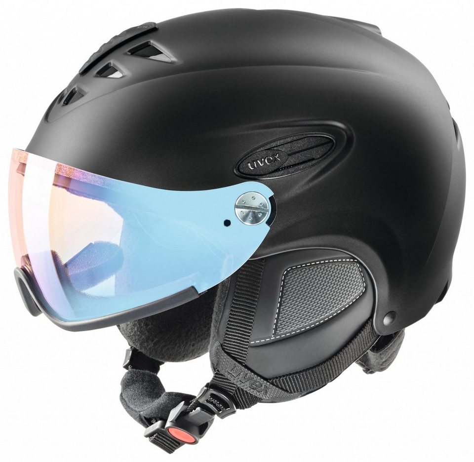 UVEX Ski - / Snowboardhelm »hlmt 300 vario Helmet« in schwarz