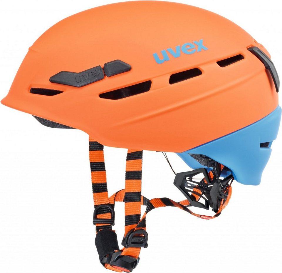 UVEX Ski - / Snowboardhelm »p.8000 tour Helmet« in orange