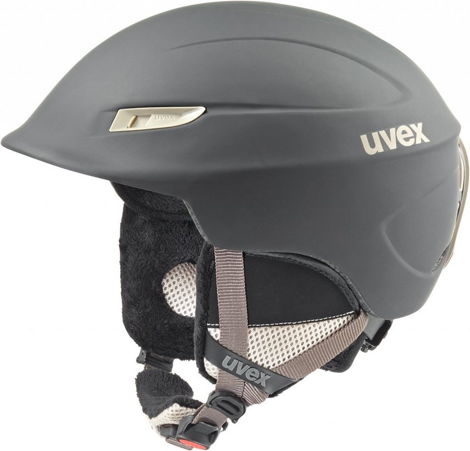 UVEX Ski - / Snowboardhelm »gamma WL Helmet Women« in schwarz