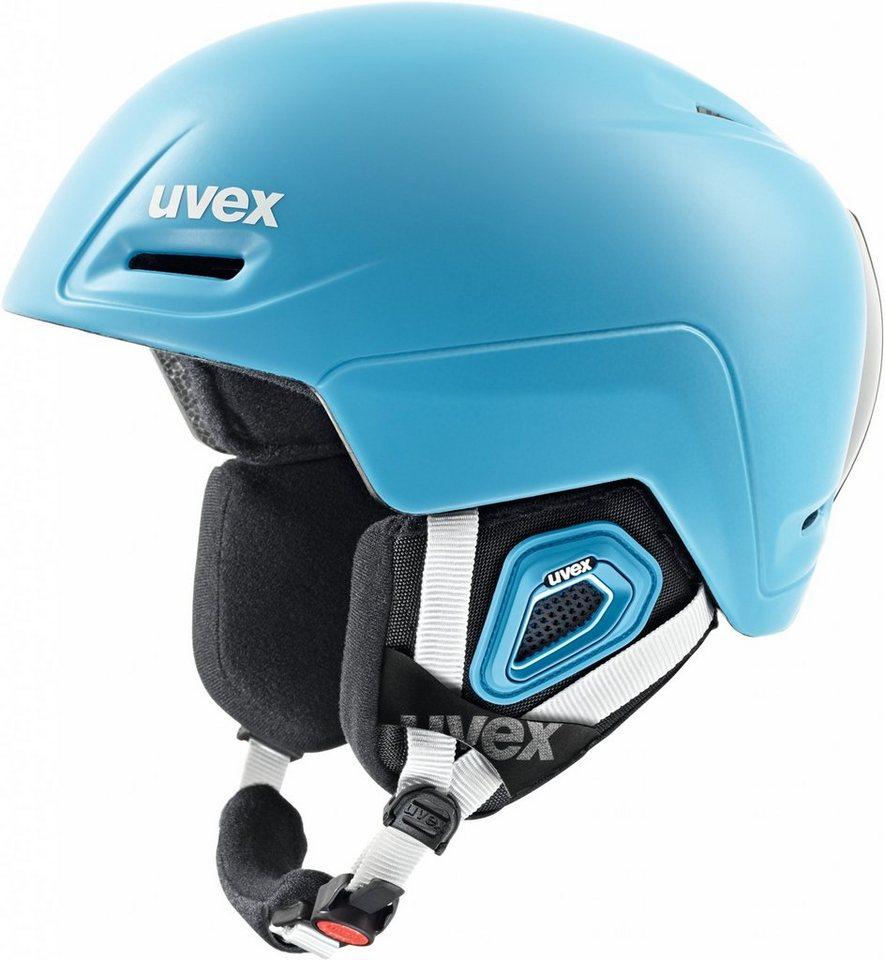 UVEX Ski - / Snowboardhelm »jimm Helmet« in blau