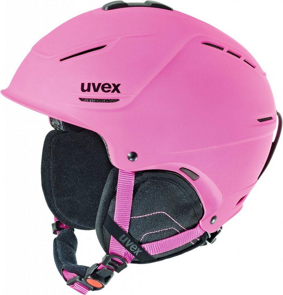 UVEX Ski - / Snowboardhelm »p1us Helmet« in pink