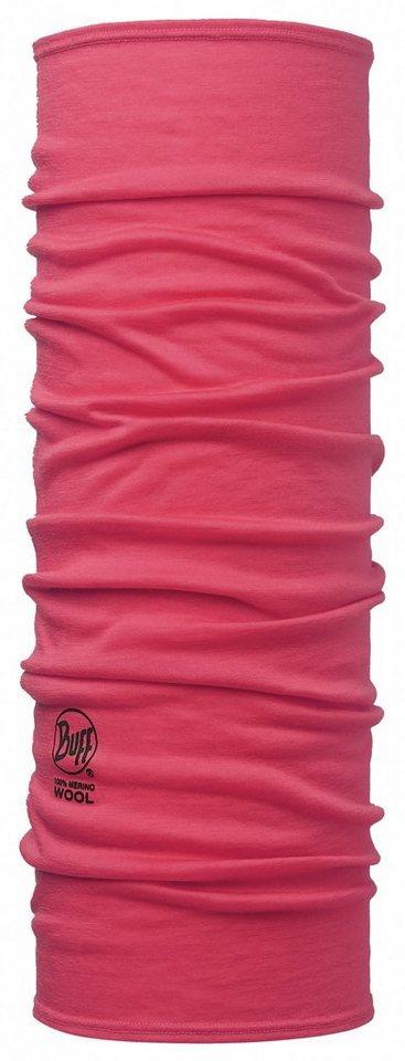 Buff Accessoire »Merino Wool Neckwarmer« in pink