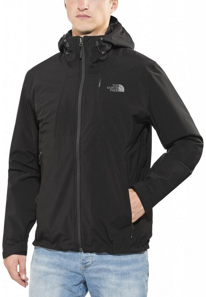 The North Face Outdoorjacke »ThermoBall Triclimate Jacket Men« in schwarz