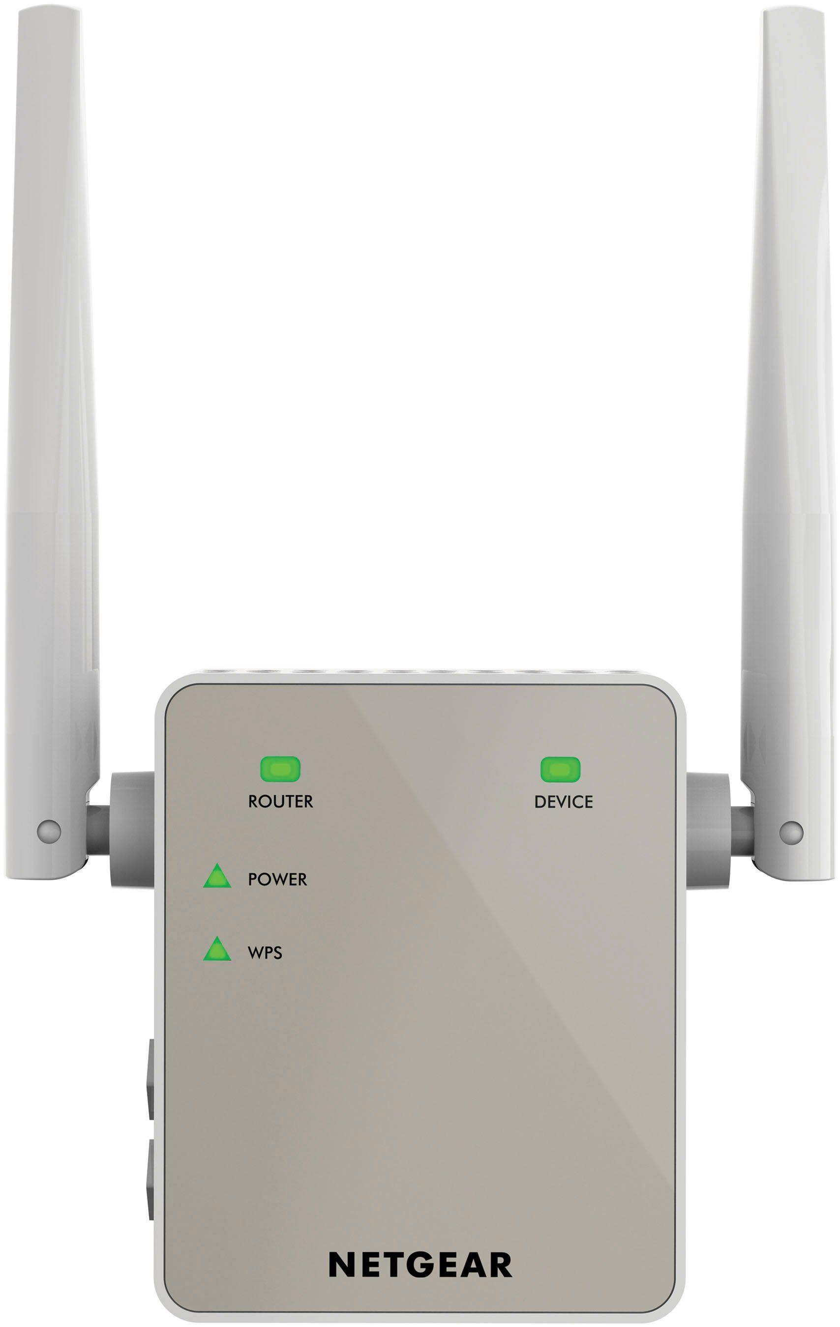 Netgear Hub/Repeater »AC1200 WLAN RANGE EXTENDER DB«