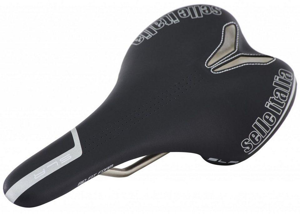 Selle Italia Fahrradsattel »SLR Titanium Sattel«