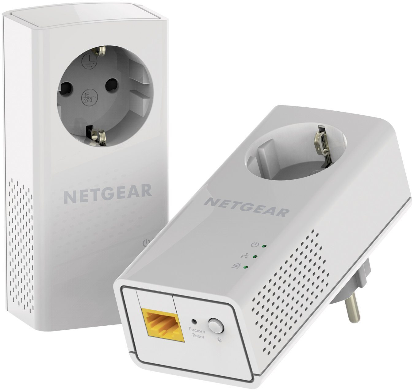 Netgear Powerline Adapter »POWERLINE 1200 ADAPTER SET«