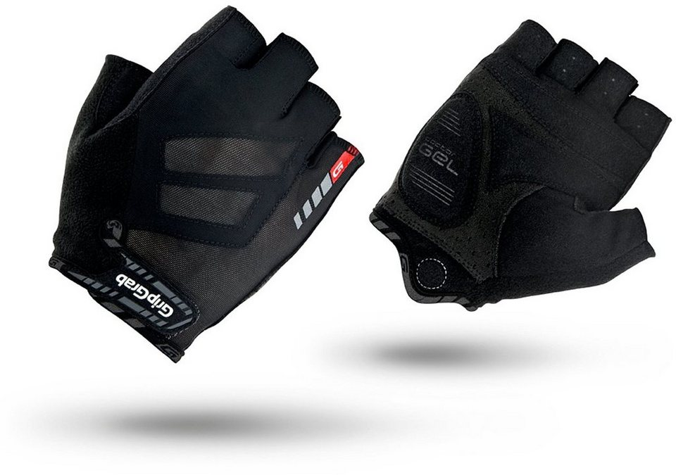 GripGrab Fahrrad Handschuhe »Roadster Handschuhe schwarz« in schwarz