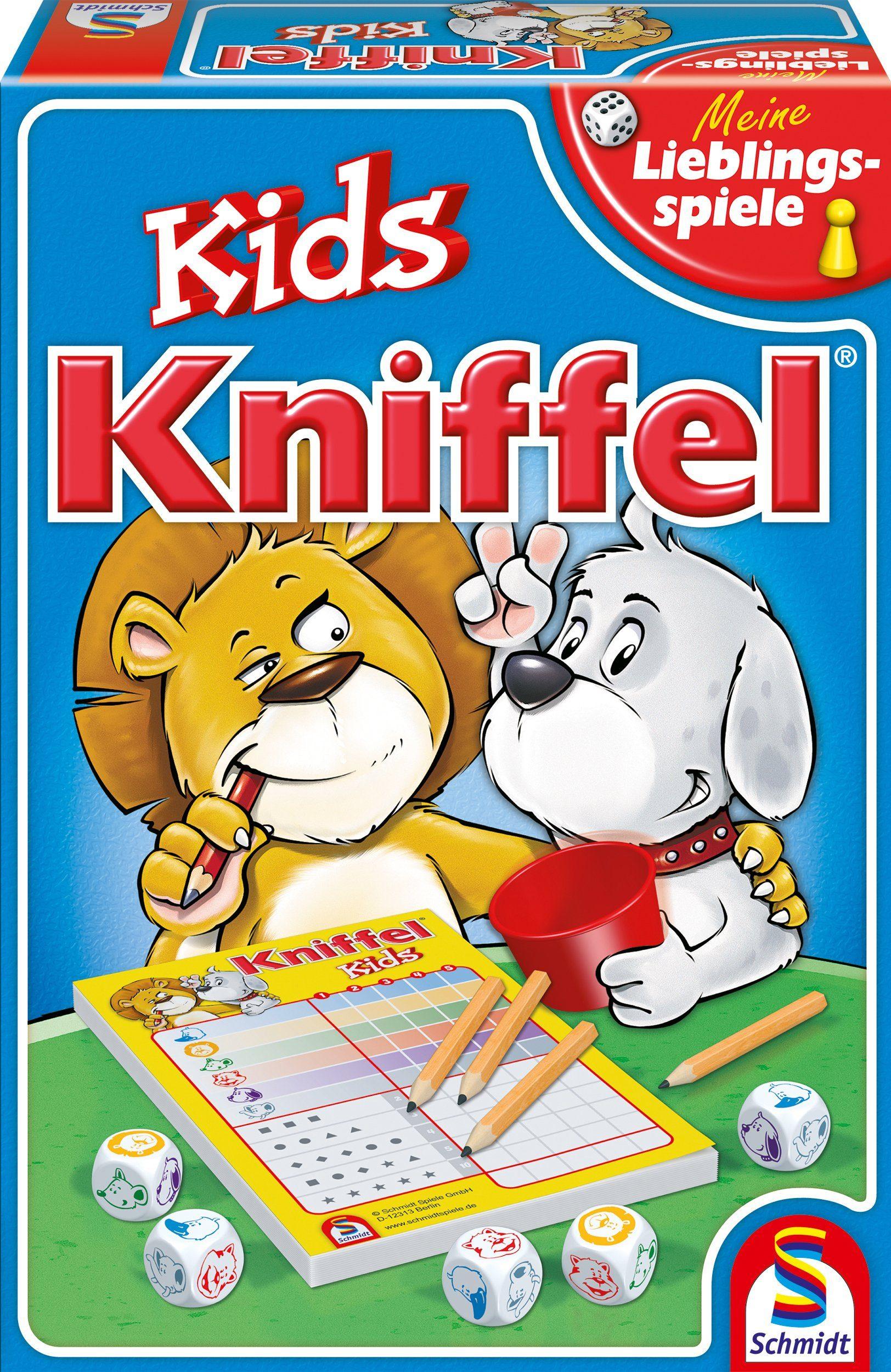 Schmidt Spiele Würfelspiel, »Kniffel® Kids«