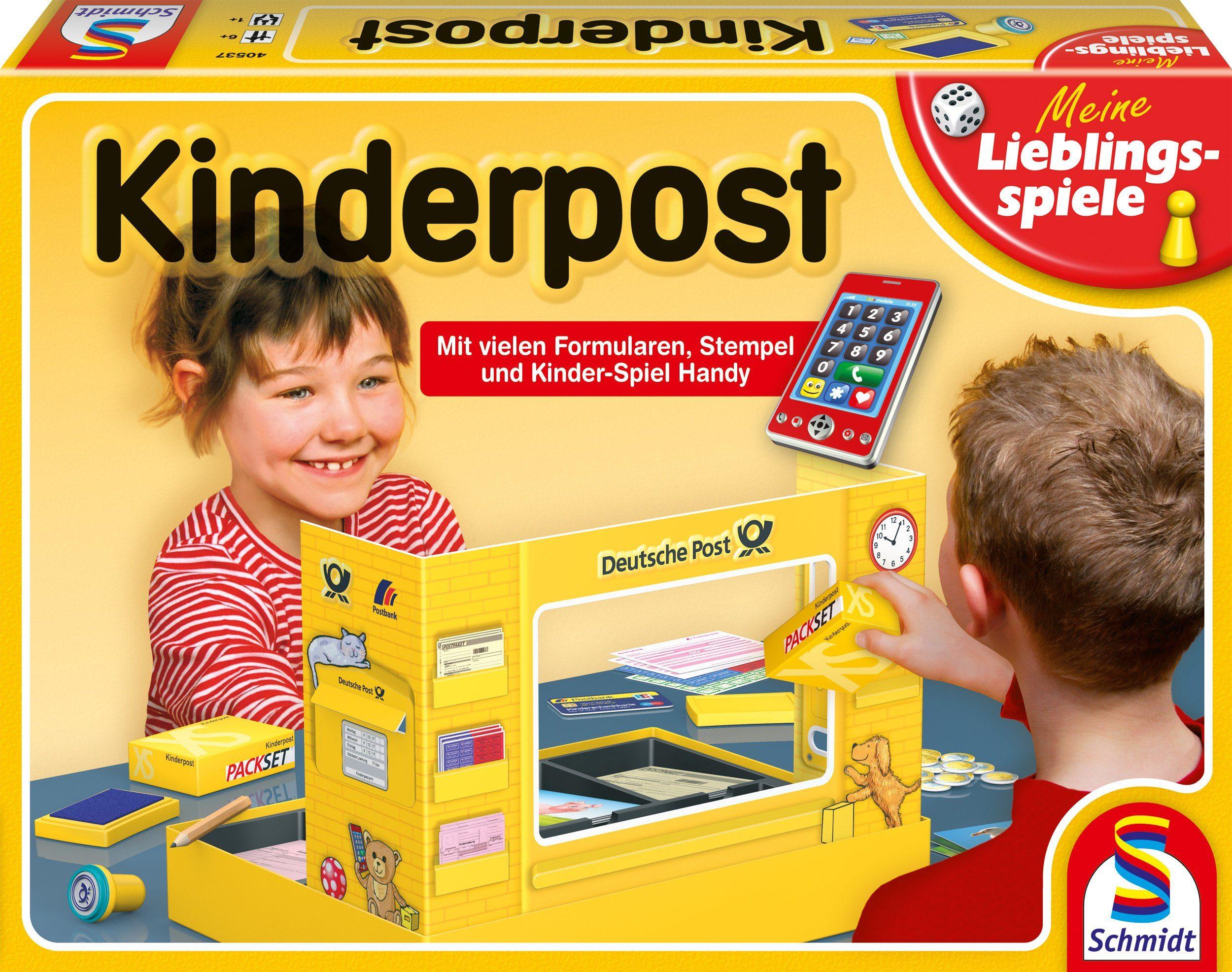 Schmidt Spiele Spieleklassiker, »Meine Lieblingsspiele, Kinderpost«
