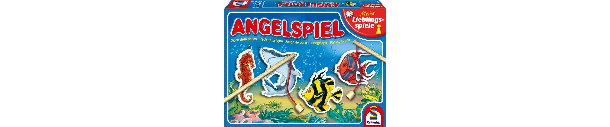 Schmidt Spiele Geschicklichkeitsspiel, »Meine Lieblingsspiele, Angelspiel«