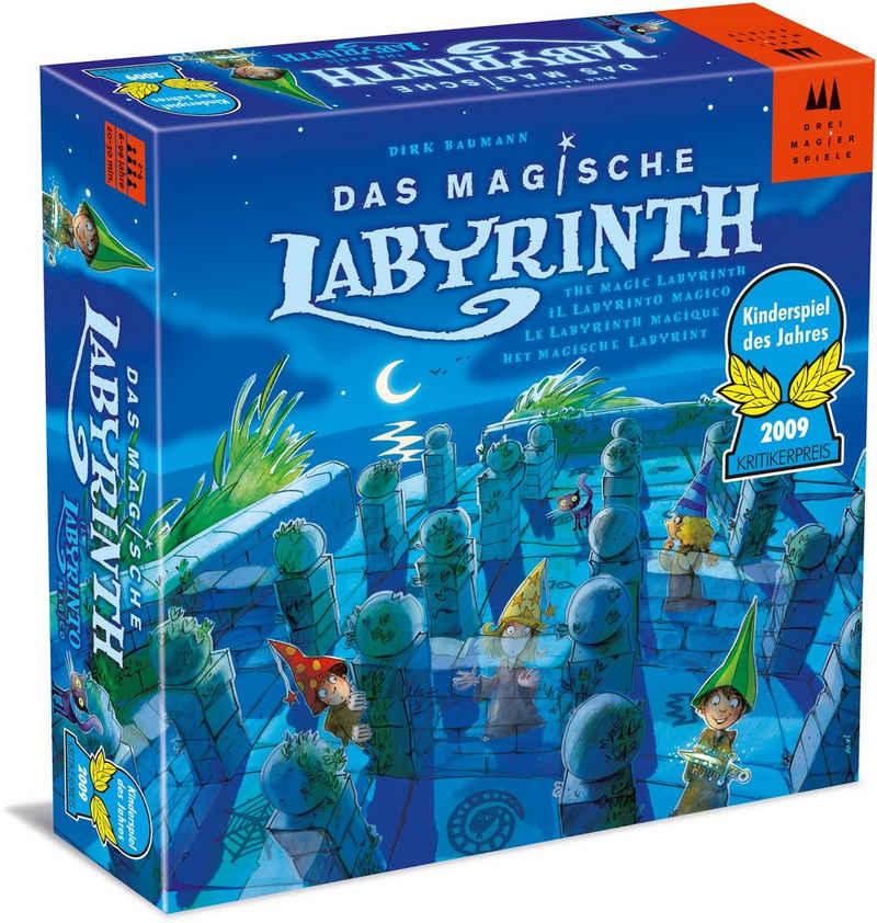 Drei Magier Spiele Spiel, »Das magische Labyrinth«