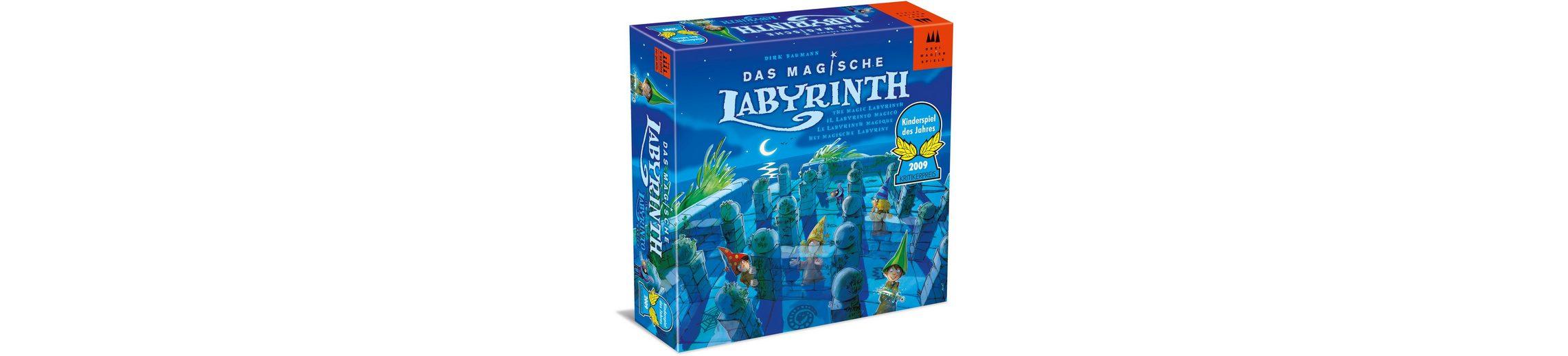 Schmidt Spiele Brettspiel, »Das magische Labyrinth«
