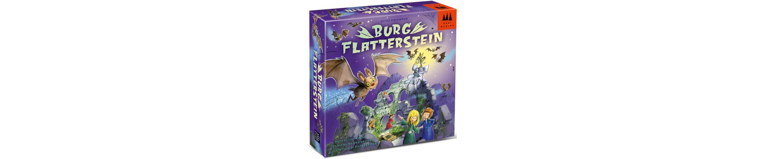 Schmidt Spiele Brettspiel, »Burg Flatterstein®«