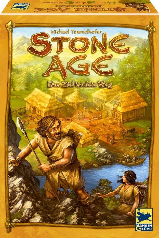Hans im Glück Gesellschaftsspiel, »Stone Age«