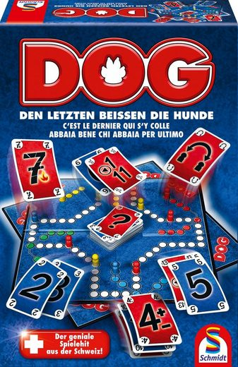 Schmidt Spiele Spiel, »DOG®«, Made in Germany