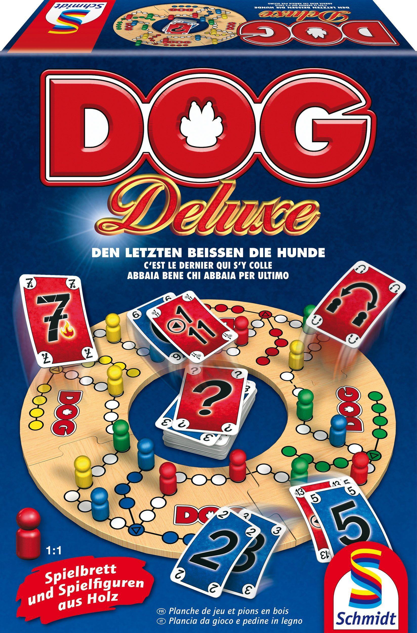 Schmidt Spiele Gesellschaftsspiel, »DOG® Deluxe«