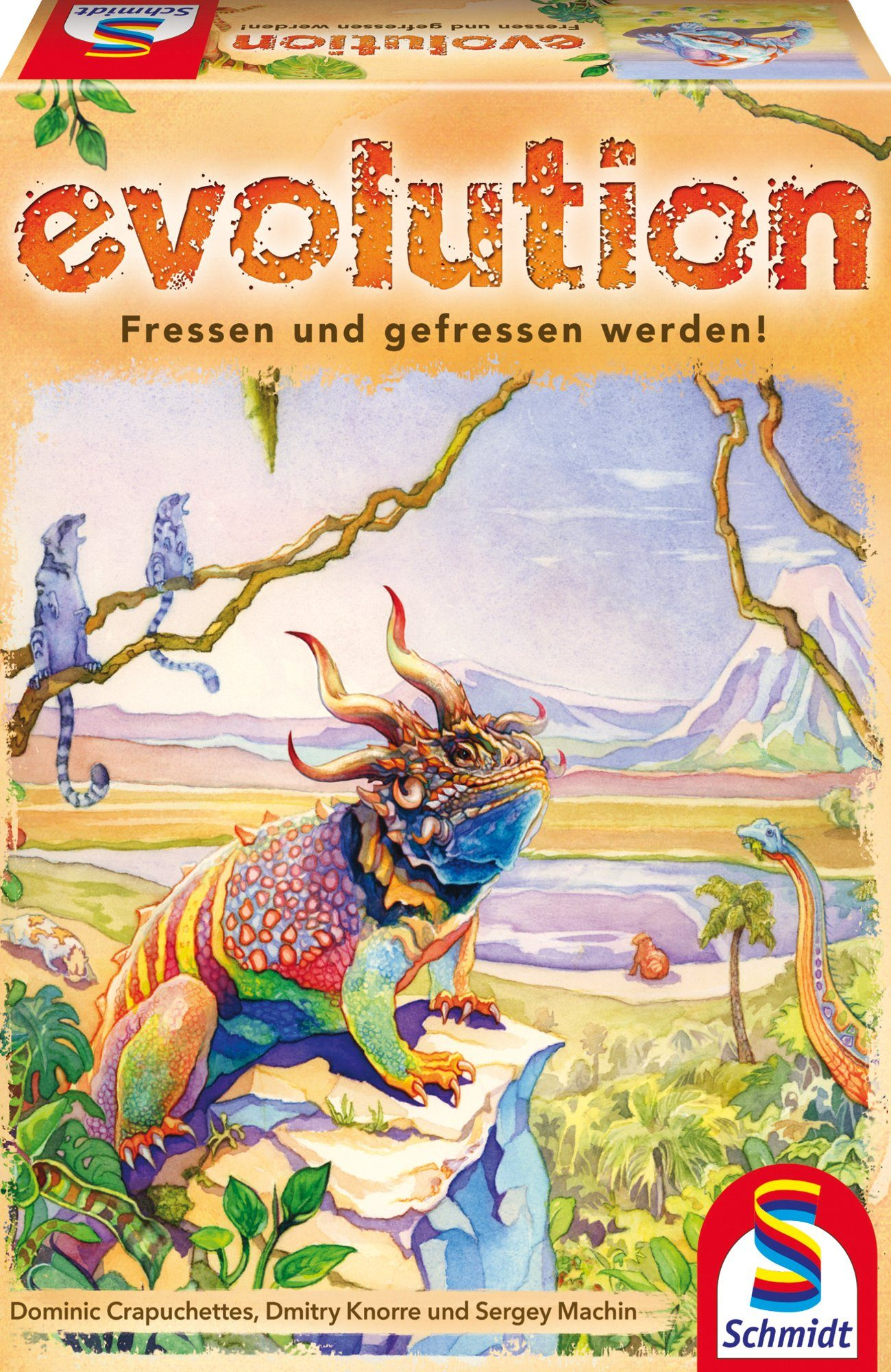 Schmidt Spiele Tierspiel, »Evolution«