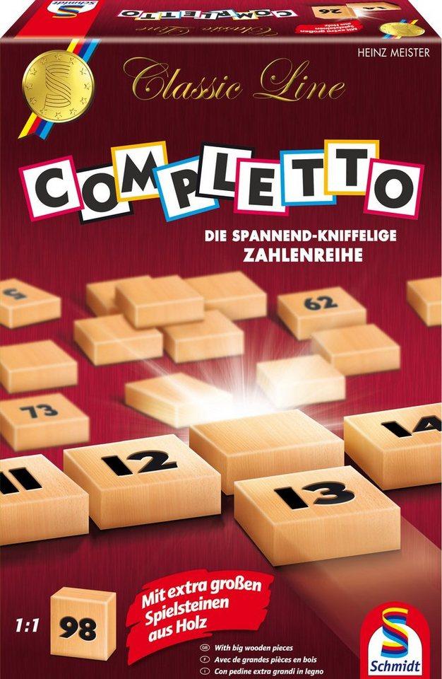 Schmidt Spiele Legespiel, »Classic Line, Completto®«