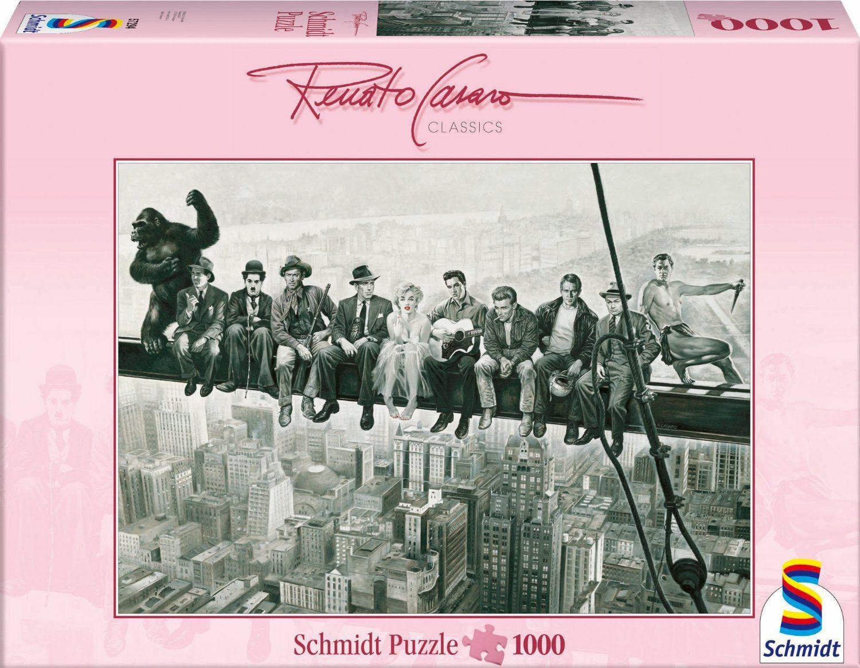 Schmidt Spiele Puzzle mit 1000 Teilen, »Drehpause«