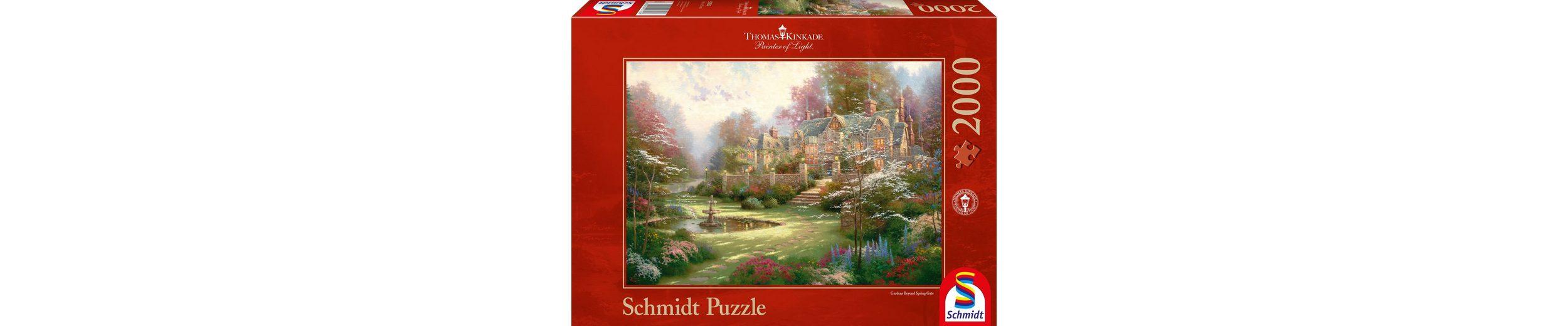 Schmidt Spiele Puzzle mit 2000 Teilen, »Landsitz«