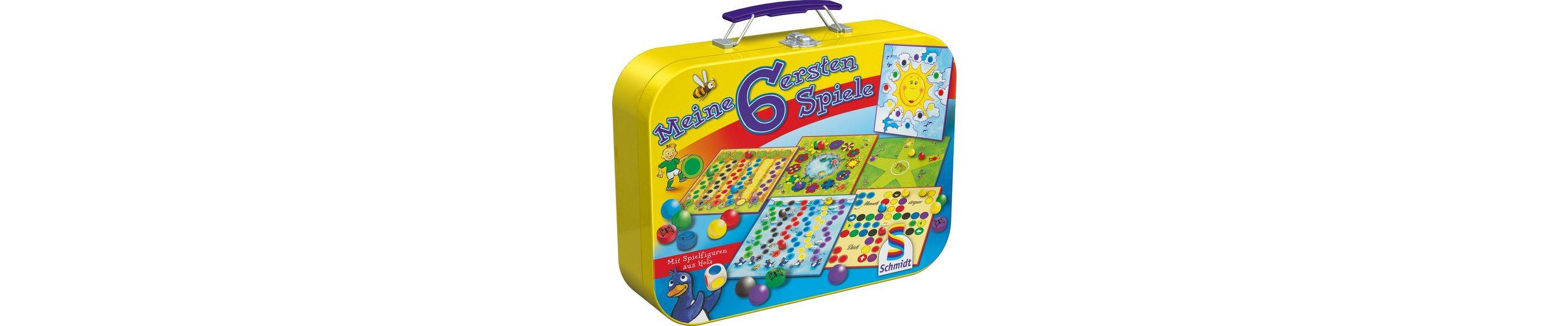 Schmidt Spiele Spielesammlung, »Meine 6 ersten Spiele«