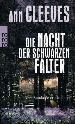 Broschiertes Buch »Die Nacht der schwarzen Falter / Vera Stanhope...«
