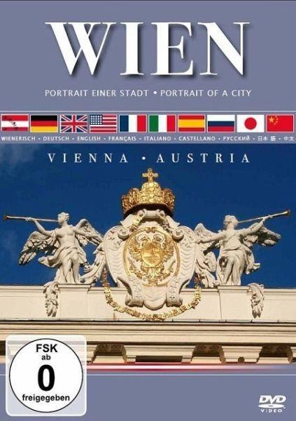 DVD »Wien, Portrait einer Stadt, 1 DVD«