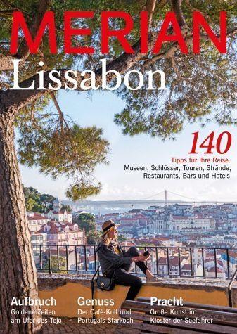 Broschiertes Buch »MERIAN Lissabon«