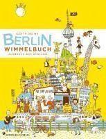 Buch mit Papp-Einband »Berlin Wimmelbuch«