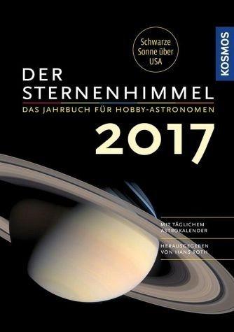 Gebundenes Buch »Der Sternenhimmel 2017«