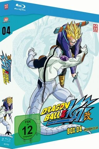 Blu-ray »Dragonball Z Kai - Box 4 (2 Discs)«