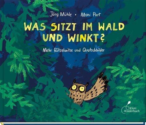 Gebundenes Buch »Was sitzt im Wald und winkt?«