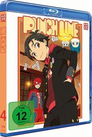 Blu-ray »Punch Line - Vol. 4«