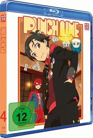 Blu-ray »Punch Line - Vol. 4«