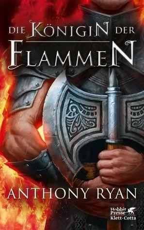 Gebundenes Buch »Die Königin der Flammen /...«
